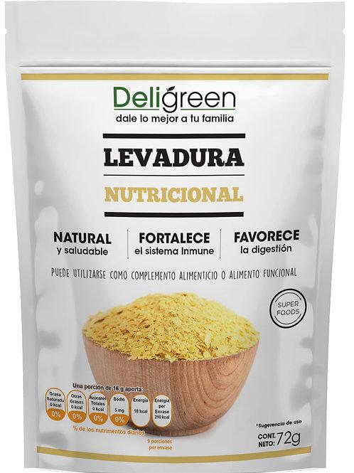 Levadura Nutricional 72g