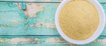 ¿Qué es la levadura nutricional?