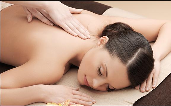 Back massage (Relax back)