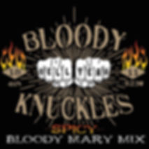 Bloody Knuckles Bloody Mary Mix