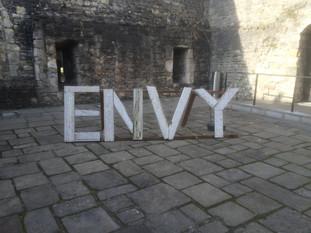 Gratitude for Envy