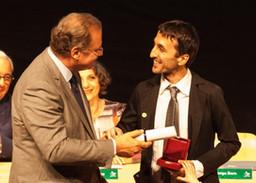 El Senado de la Nación reconoció al Dr. Garibaldi, Premio Estímulo 2019 en Ecología