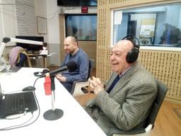 Víctor Yohai y Pablo Shmerkin en Radio Nacional