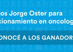 Subsidios Jorge Oster en oncología 2020