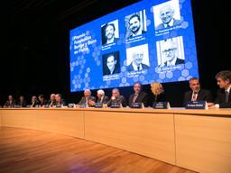 Entregaron los premios Bunge y Born a dos físicos barilochenses