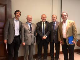 Diálogo sobre el Foro Argentina-Chile 2030