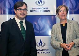 Investigadores del CONICET recibieron el premio Bunge y Born