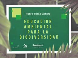 """Nuevo MOOC: """"Educación ambiental para la biodiversidad"""""""