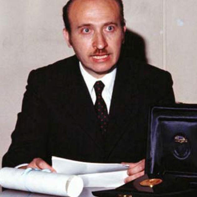 Aldo A. Arnaudo
