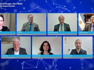 La Fundación Bunge y Born entregó los Premios Científicos 2020, en Neurociencia Experimental