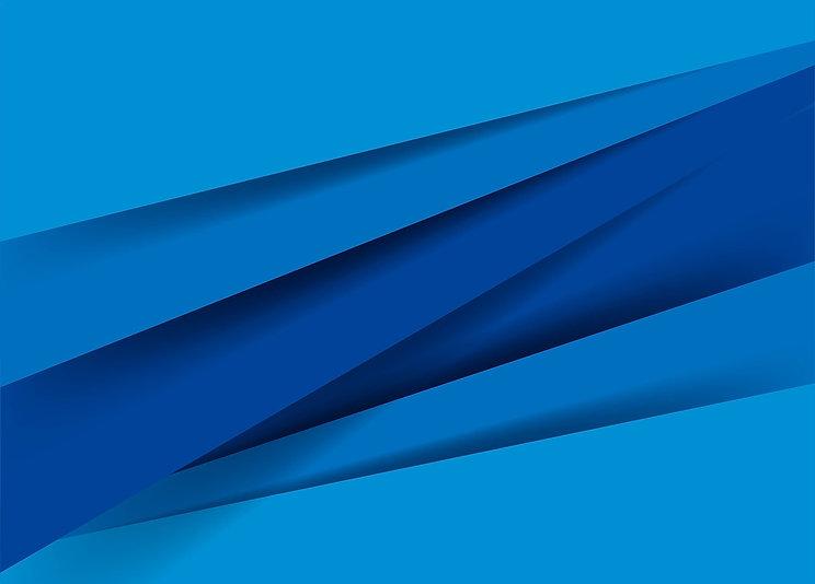 modern-blue-paper-cut-background-vector.