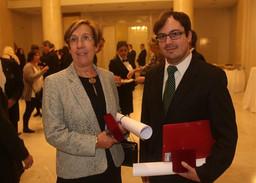 Premio Bunge y Born para dos experimentados paleontólogos