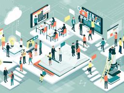 El posicionamiento del aula virtual en el país