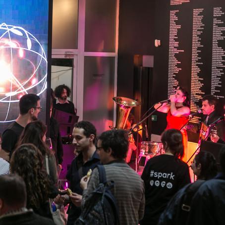 SPARK 2018 en el Museo de Arte Moderno de Buenos Aires