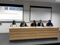 Acuerdo con Tucumán para capacitar a docentes de contextos rurales