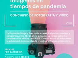 """""""Imágenes en tiempos de pandemia"""", nuevo concurso de fotografía y video"""
