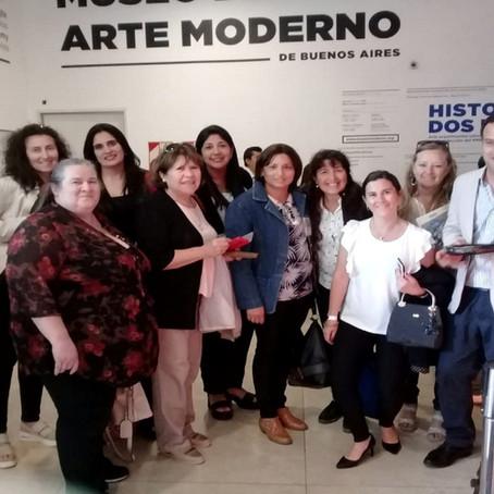 Docentes de Entre Ríos participaron del evento científico SPARK en Buenos Aires