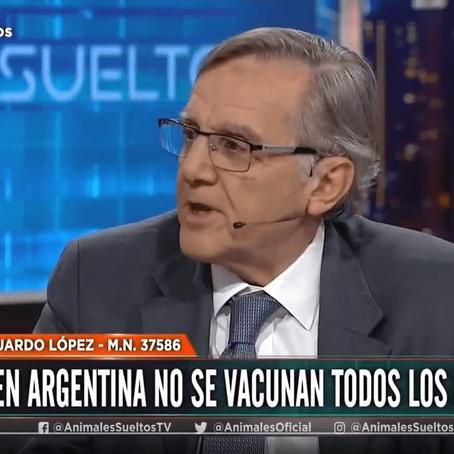 """""""La mayor dificultad para vacunarse es el acceso a las vacunas"""""""