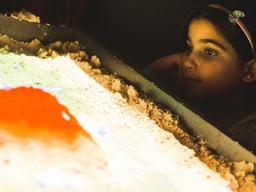 Celebramos la curiosidad junto a Expedición Ciencia en la Ciudad Cultural Konex