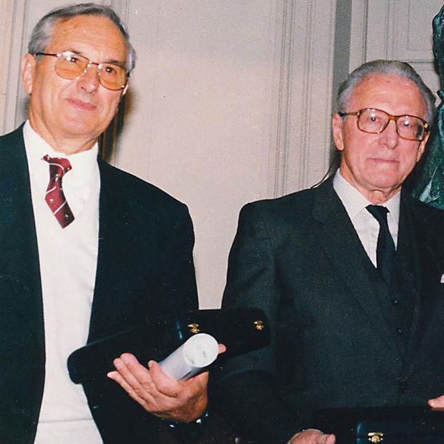 A. Arvía y A. Paladini