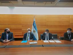 El MinCyT y la Agencia firmaron un acuerdo con la Fundación Bunge y Born