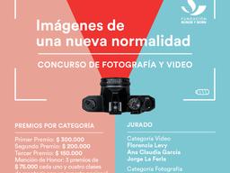 """Nuevo Concurso: """"Imágenes de una nueva normalidad"""""""