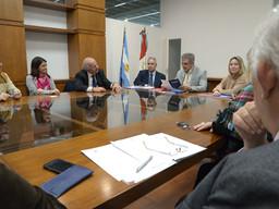 Acuerdo de colaboración con la Provincia de Córdoba