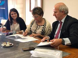 Nuevo acuerdo de cooperación con Neuquén para capacitar docentes rurales de la provincia