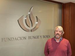 Dr. Carlos Balseiro, ganador del Premio Fundación Bunge y Born en Física 2017