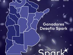 ¡Felicitaciones a los ganadores del Desafío Spark 2020!
