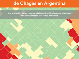 """Nueva publicación: """"Detección de Zonas de Alta Prevalencia Potencial de Chagas en Argentina"""""""