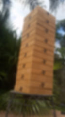 MTV giant lumberstack, giant tumble towers, custom tumbling tower, giant logo blocks, logo game,Corporate Custom Logo giant outdoor block tower game, promotional game, teambuilding game, custom christmas gift, wood or cork giant block games, best gift 2017, MTV