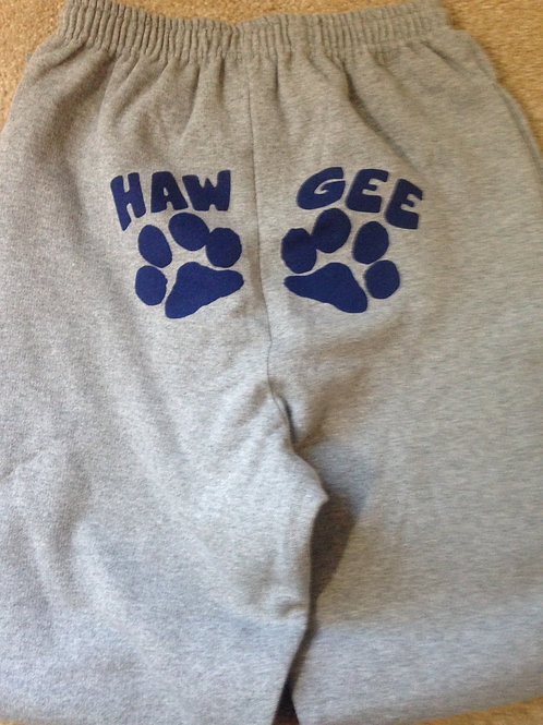 Gee Haw Sweatpants Adult Sizes
