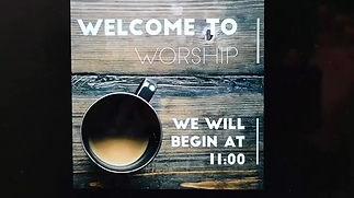 Worship - 26 April