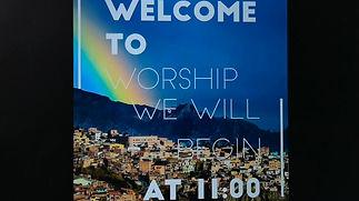 Worship - 3 May