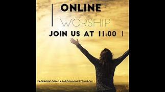 Worship - 10 May