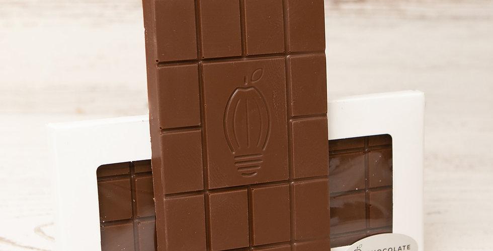 Milk chocolate crispy bar