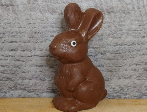 Milk chocolate Ellie Easter bunny