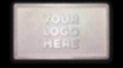 Custom chocolate molds - business card size
