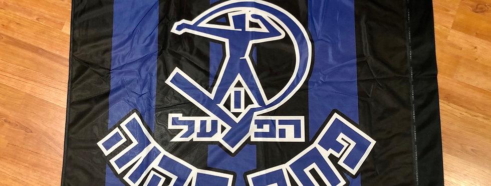 דגל גדול -סמל הפועל