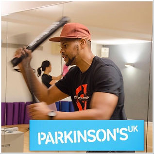 Boxing for Parkinson