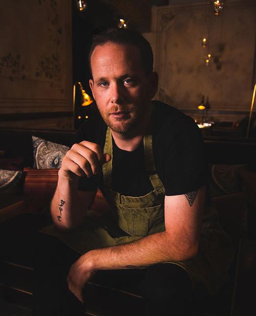 Chef Nic Philip - The Ottomani