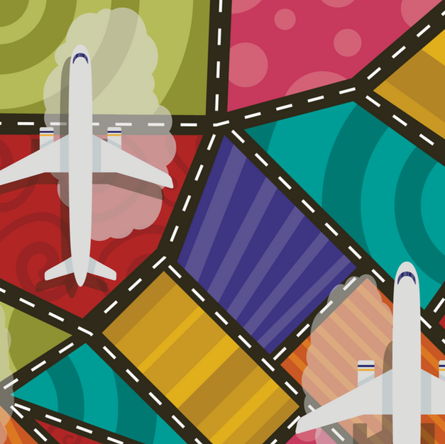 Airline Animation