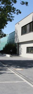 Turnhalle und Erweiterungsbau Stadtgymnasium Porz, Köln
