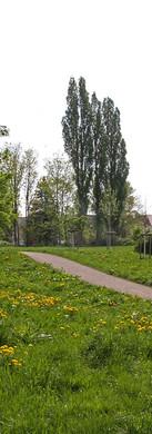 Grünzug, Düsseldorf-Wersten