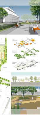 Beschränkter Realisierungswettbewerb Hugo-Junkers-Park, MG
