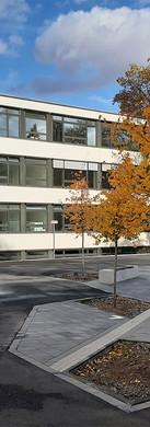 Berufsschule Perlengraben, Köln