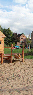 Spielplätze in Mönchengladbach Ergänzungen im Rahmen des Konjunkturprogramms II