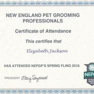 Attendance Certification