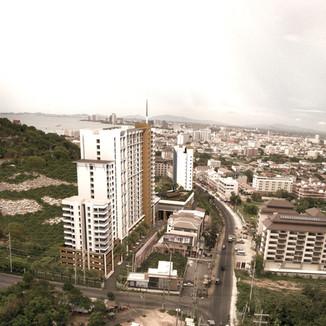 The Axis condominium - Thailand